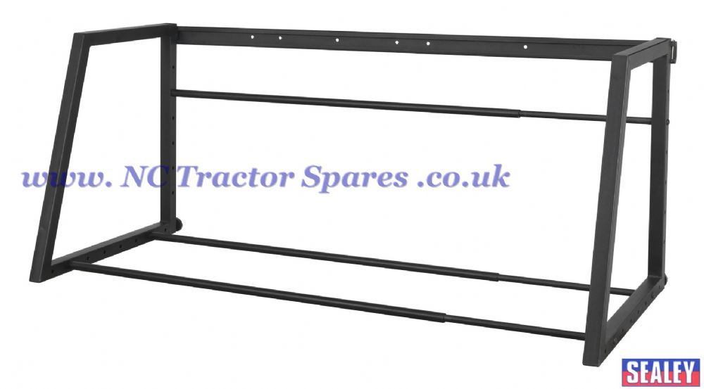 Extending Tyre Rack Wall or Floor Mounting